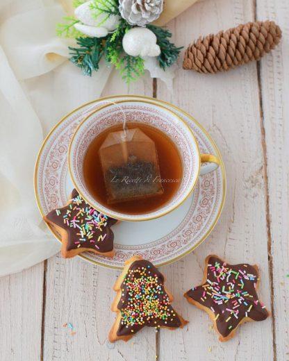 biscotti di natale lericettedifrancy cappuccino