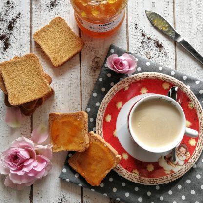colazione cappuccino