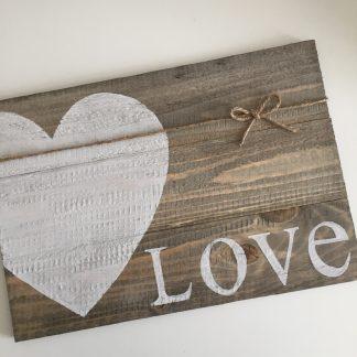 Insegne in legno per Wedding