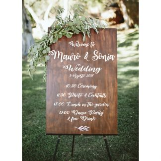 programma wedding mauro e sonia