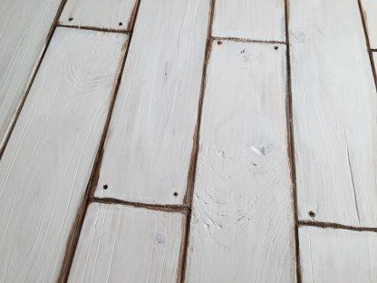 old river - sfondo fotografico in vero legno